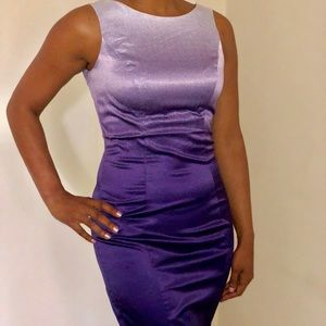 VENUS Dresses - Ombré Sexy Dress